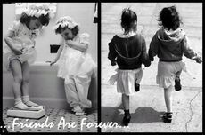 friends are forever