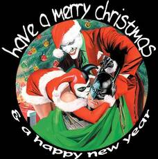 have a merry christmas and a happy new year