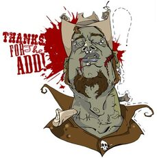 thanks for the add cowboy zombie