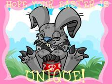 hope your easter is unique
