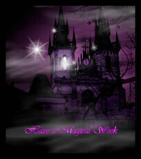 have a magical week