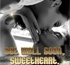 Get Well Soon Sweetheart