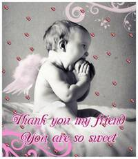 Thank you my friend you are so sweet