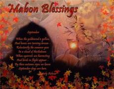 Mabon Blessings